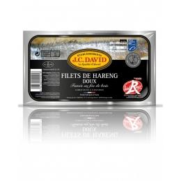 Filets de Hareng Doux MSC / LABEL ROUGE