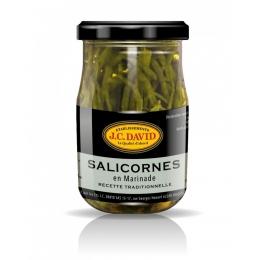 Salicornes de la Baie de Somme Recette Traditionnelle en Marinade